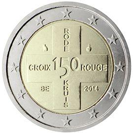 Monedas Conmemorativas De 2 2014 Monedas Monedas De Euro Sellos