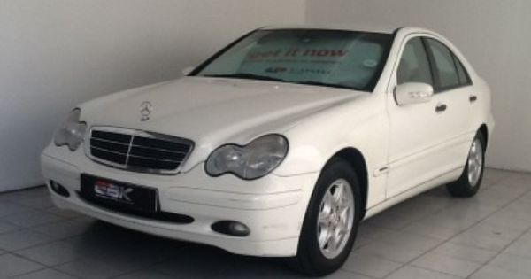 Mercedes Benz C Class C 180 Elegance 2003 0 With Images Benz C