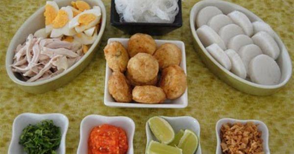 8 Facts Makanan Khas Banjarmasin Soto Banjar 8facts Makanan Resep Masakan Indonesia Masakan