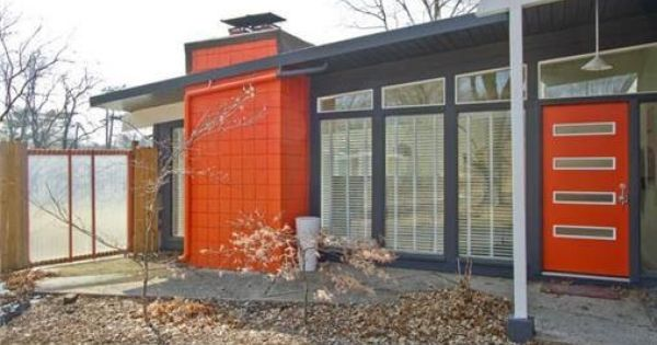 Drummond Mid Century Home Overland Park Ks Adore Interior Design Architecture Home Ideas
