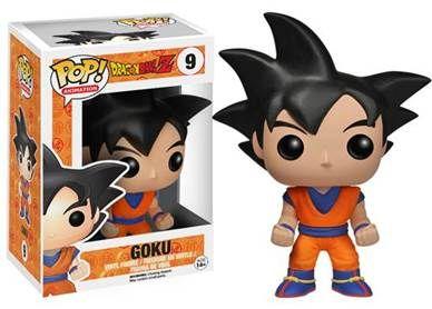 Funko Pop Goku I Probably Prefer This Over Super Saiyan Goku He Just Looks Better Next To Vegeta That Way Pop Vinyl Figures Funko Pop Toys Funko Pop Anime