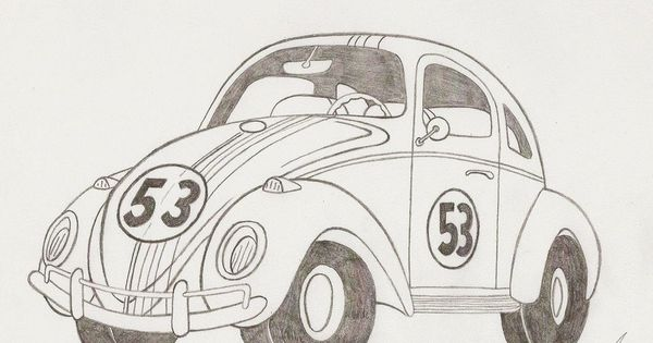 Herbie the Love Bug by ~zombiegoon on deviantART | Disney ...