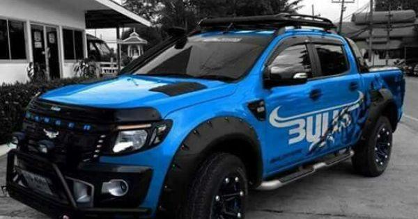 Pin By Brenda Van Zyl On Blue Bulls Ford Ranger Ford Ranger Wildtrak Ford Trucks