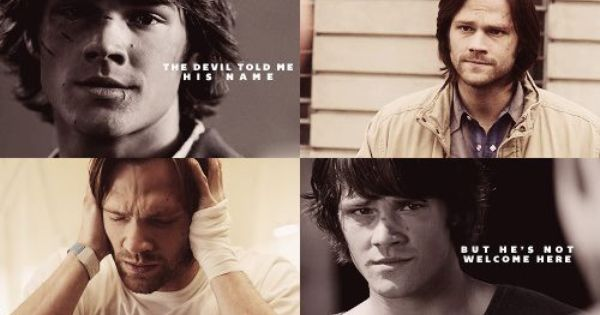 Poor Sammy Supernatural SamWinchester