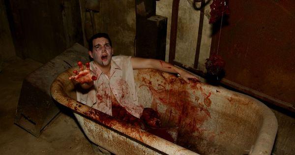 America haunts member the 13th gate in baton rouge la for 13th door haunted house
