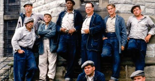 Morgan As Red Shawshank Redemption The Shawshank Redemption Morgan Freeman Film