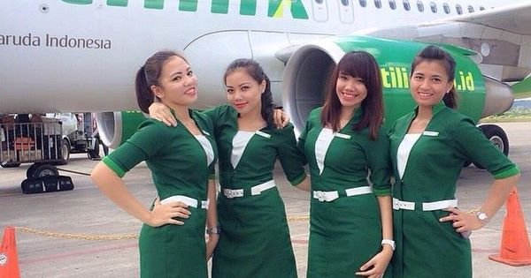 Citilink in indonesia airlines pinterest indonesia for Spa uniform bangkok