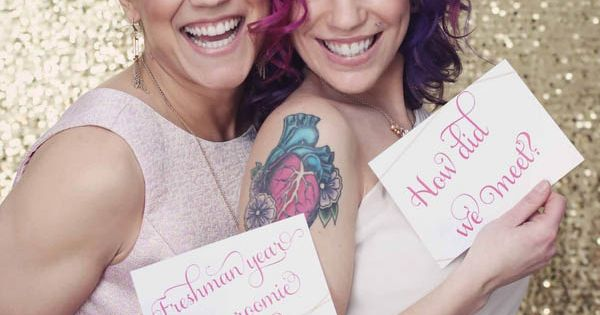 Wedding Gifts For Lesbian Couples: Planning A Wedding Shower For A Lesbian Or Gay Couple
