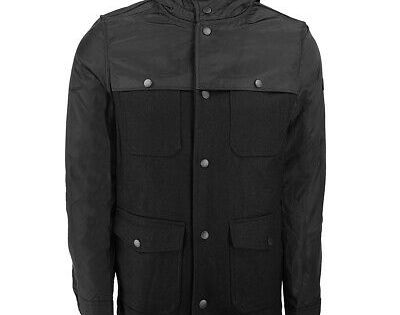Details About English Laundry Men S Wool Combo Parka Jacket