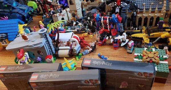 Harry Potter Bricktober Pack Squad Lego Legoharrypotter Harry Potter Advent Calendar Lego Harry Potter Lego