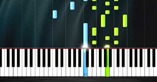 1 Imagine Dragons Thunder Piano Tutorial By Plutax Youtube