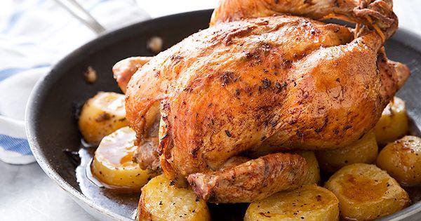 Americas Test Kitchen Chicken Marinade