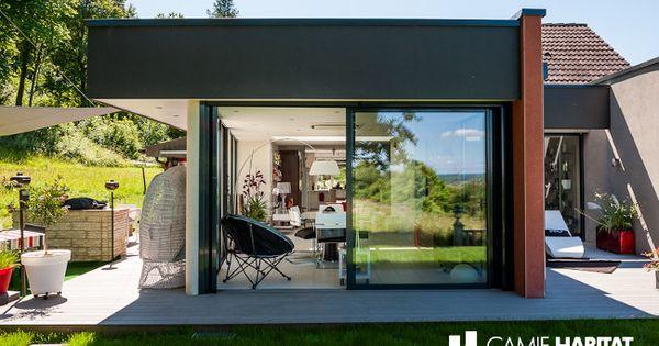 Extension de maison for Extension maison 73