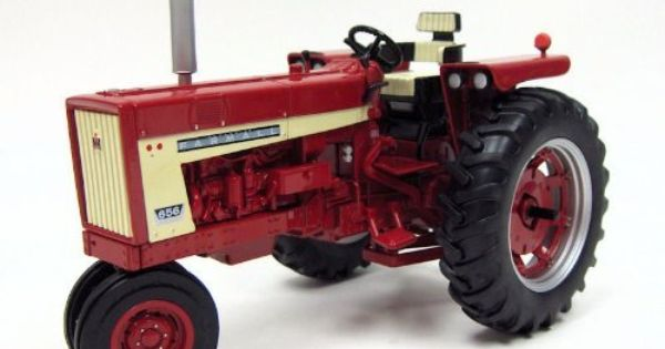 Case Clamshell Fenders : Ertl collectibles ih tractor by