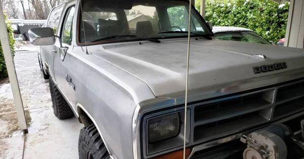 1990 Le 150 V8 In Medford Or In 2020 Dodge Ramcharger Full Size Suv New Transmission