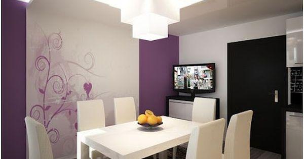 Fotos de sala y comedor fotos de decoracion consejos para - Decoracion de apartamentos pequenos ...