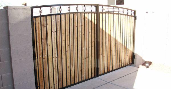 Rv Gate 1st Time Gates Amp Fence Llc Pinterest Rv