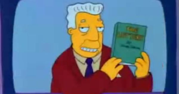 Matt Groening expository essay introduction?