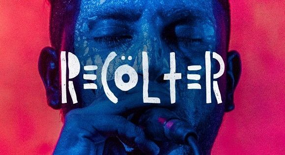 Recolter – modern display font, every single letters have been carefully crafted