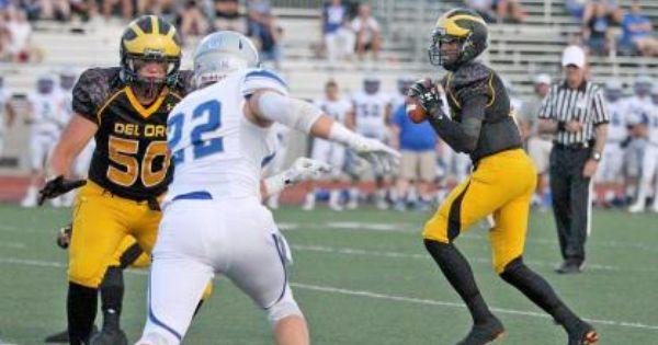 Stone S Debut As Quarterback For Del Oro Football Football