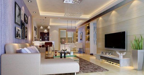 Wohnzimmer decke ~ Indirekte led beleuchtung wohnzimmer decke kueche pinnwand