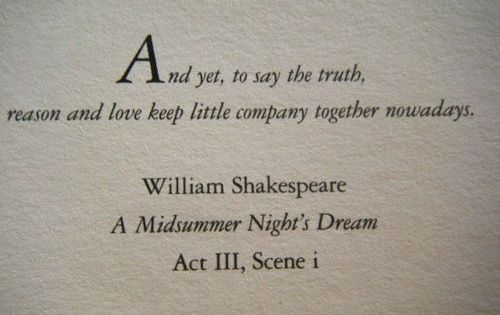 a comparison of william shakespeares much ado about nothing and a midsummer nights dream Posts about a midsummer night's dream written by orwhatyouwill  of the  william kennedy smith rape case and the menendez brothers' trial  i saw  chesapeake shakespeare do much ado about nothing last year, and i  i  compare and contrast the whimsical magic of the fairyworld to the slapstick.
