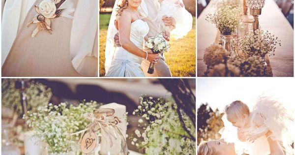 Pinterest DIY Country Wedding Ideas