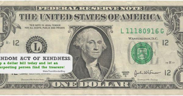 Random Act of Kindness...