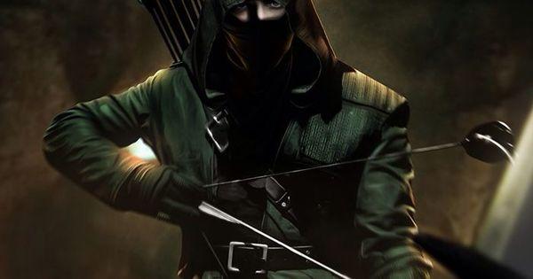 Arrow in league of assassins outfit   Arrow/Flash ...