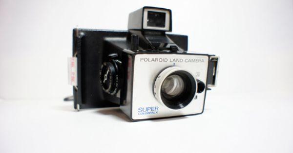 Polaroid ColorPack camera