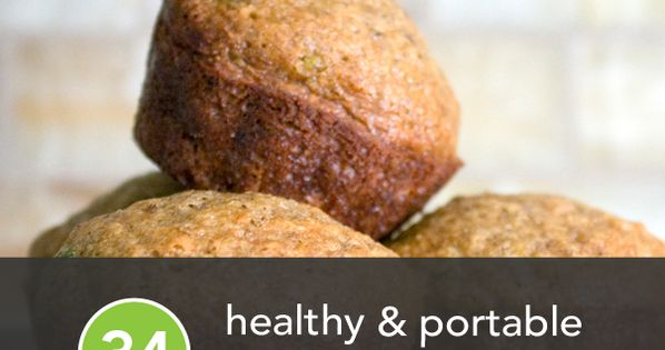 34 Healthy Portable Breakfasts breakfast recipes brunch recipe easy