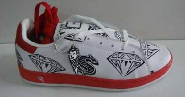 Ice Cream Sneakers BBC Designer Shoes Icecream Kicks ...