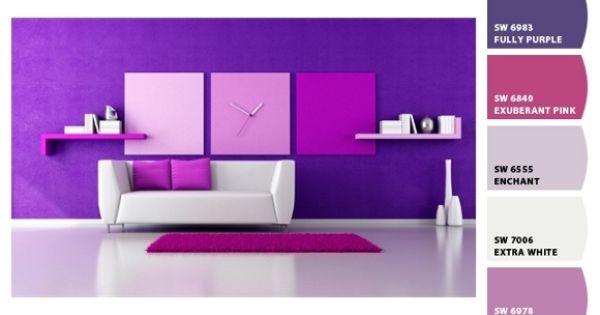 Combinacion color03 deco pinterest combinaciones - Combinacion colores paredes ...