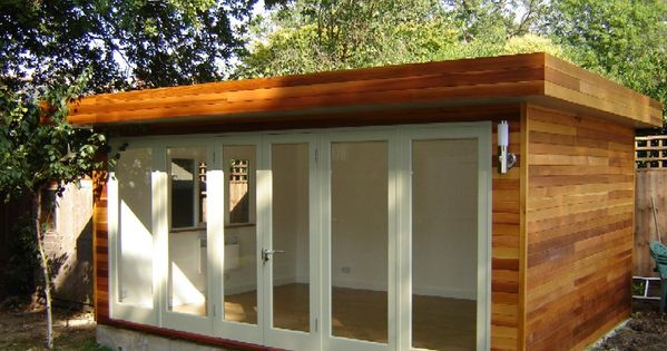 Make this space what you want it to be - a shed,