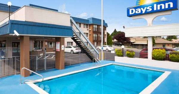 Days Inn Bellingham Bellingham Washington This Bellingham Hotel Is Located 1 5 Miles From The American Museum Of Radio And El Hotel Bellingham Washington Inn