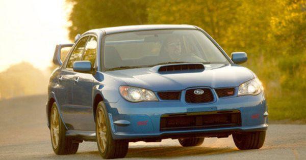 Subaru Impreza Sti Service Repair Manual 2006