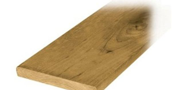 Top Choice 1 X 6 Brown Pressure Treated Fence Board Fence Boards Dimensional Lumber Lumber