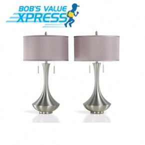 Set Of 2 Oslo Lamps Lamp Stylish Floor Lamp Transitional Lamps