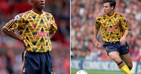 Soccer Shirts Wonderful Colors Of The English Premier League Classic Football Shirts Soccer Shirts Premier League