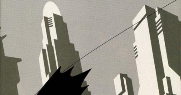 Detective Comics 745 Cover •Dave Johnson