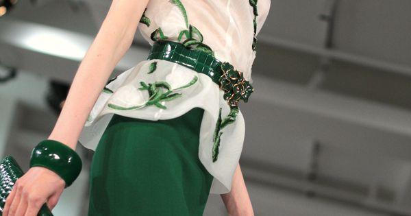 OSCAR DE LA RENTA RESORT 2013. fashion couture Latism
