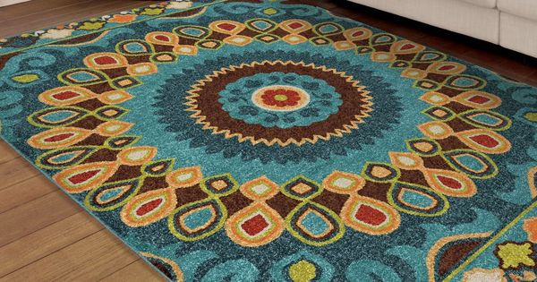 Indoor Outdoor Geo Bongkok Multi Area Rug Is An Uncommon