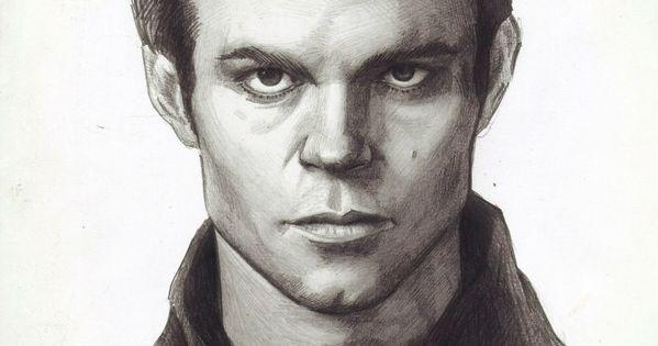 Elijah Mikaelson Daniel Gillies By Rkrauze Hope Art Surreal
