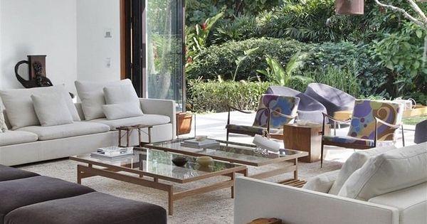 Get inspired visit myhouseidea - La maison tempo au bresil par gisele taranto ...