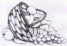 Desenhos Lindos De Frutas E Flores Desenhos Lindos Riscos Para