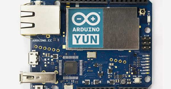 Secure iot with the arduino yun microcontrollers