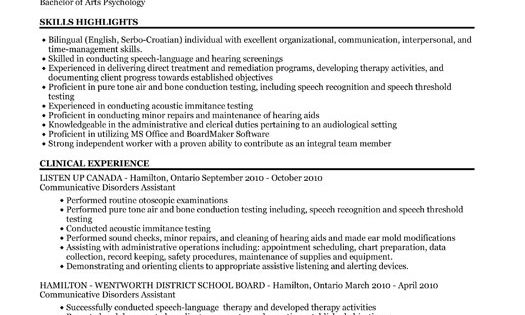 click here to this audiology clinical assistant