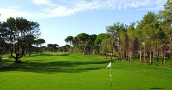 Golf Course Sueno Pines In Belek Turkey From Golf Escapes Golf Courses Golf Belek