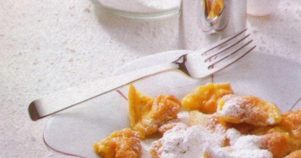 Kaiserschmarrn Germany Germanic food recipe Rezept desert yummy Austria tasty Kaiser