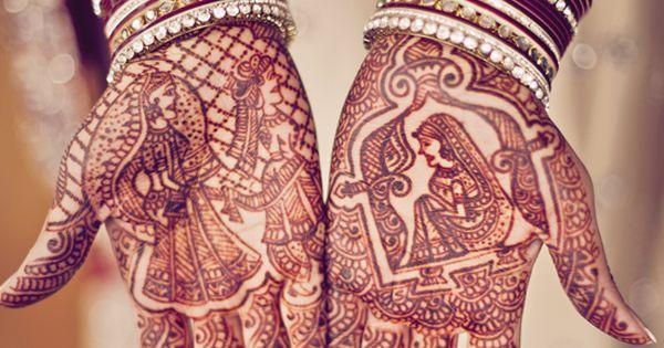 Bridal Mehndi Vancouver : A modern sikh wedding in vancouver mehndi